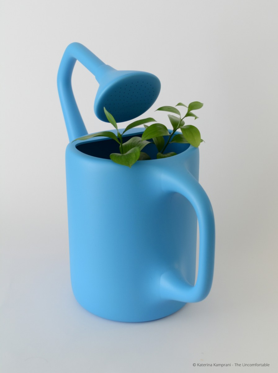 THE UNCOMFORTABLE Katerina Kamprani_watering can